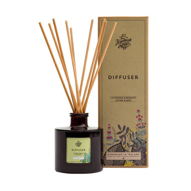 The Handmade Soap Company - Lavender, Rosemary, Thyme and Mint Diffuser - Diffusers - A GOOD POTION COMPANY - Naiise