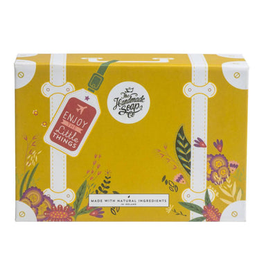 The Handmade Soap Company - Travel Set (4 x50ml) Beauty Gift Sets A GOOD POTION COMPANY