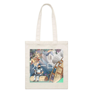 The Hero Tote Bag - Tote Bags - The Co-Art Collection - Naiise