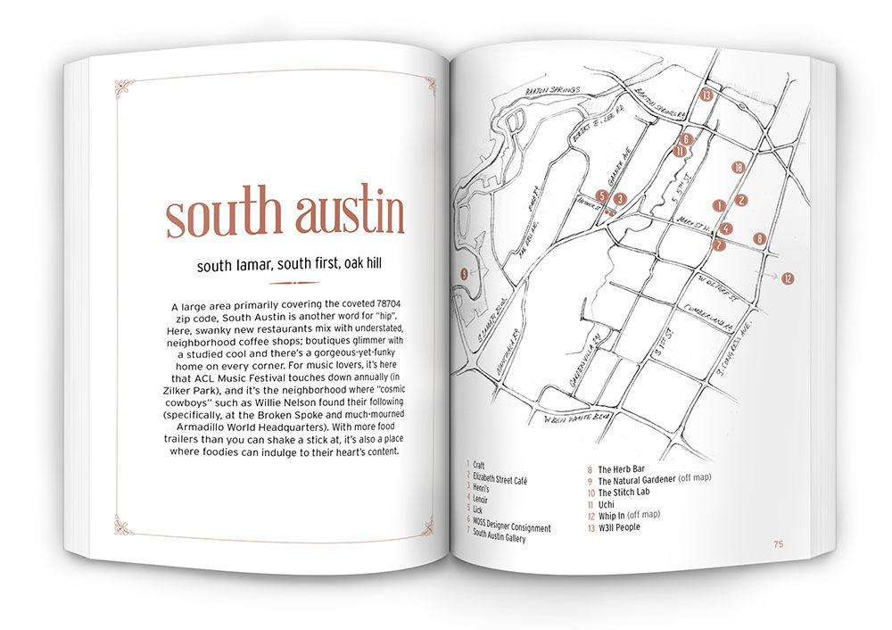 The HUNT Austin Guide Travel Guides Gatehouse Publishing
