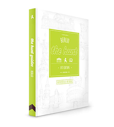 The HUNT Berlin Guide - Travel Guides - Gatehouse Publishing - Naiise
