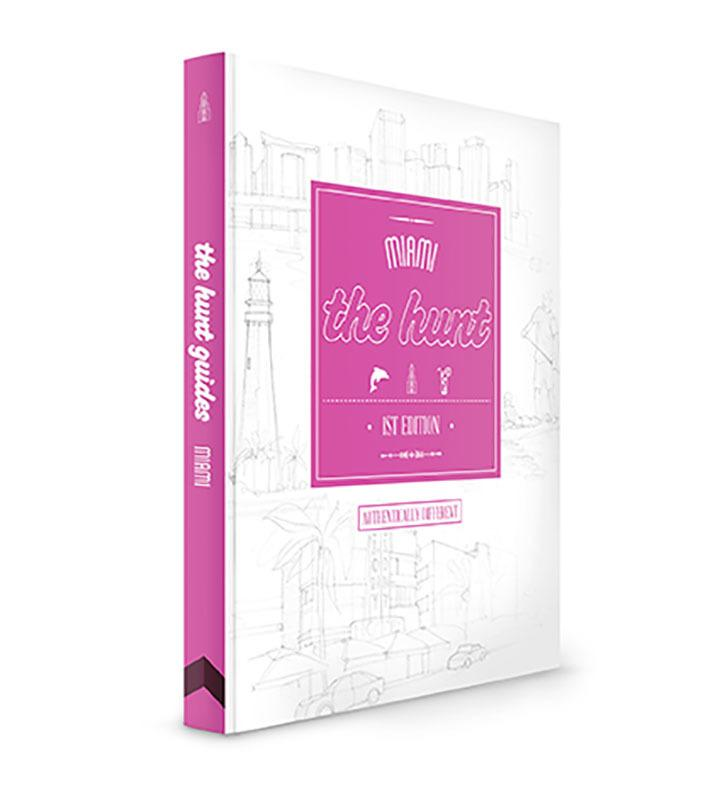 The HUNT Miami Guide Travel Guides Gatehouse Publishing