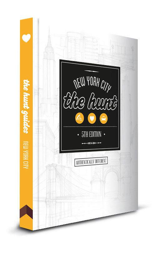 The HUNT New York City Guide - Travel Guides - Gatehouse Publishing - Naiise