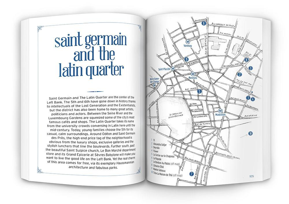 The HUNT Paris Guide - Naiise