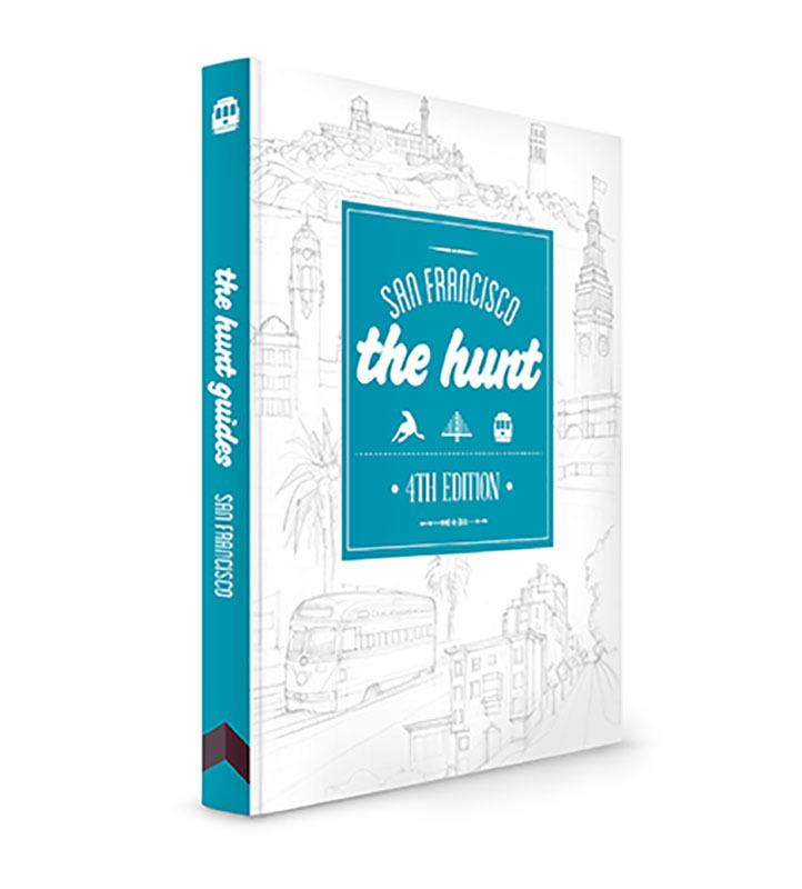 The HUNT San Francisco Guide - Travel Guides - Gatehouse Publishing - Naiise