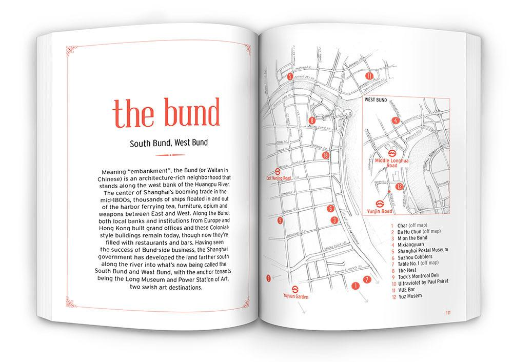 The HUNT Shanghai Guide Travel Guides Gatehouse Publishing