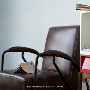 The Maverick Armchair - Coffee Seating SCENE SHANG
