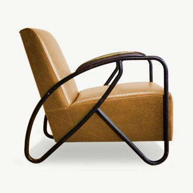 The Maverick Armchair - Mustard Seating SCENE SHANG