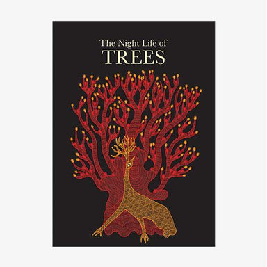 The Night Life Of Trees (Handmade Cards) Books Tan Yang International