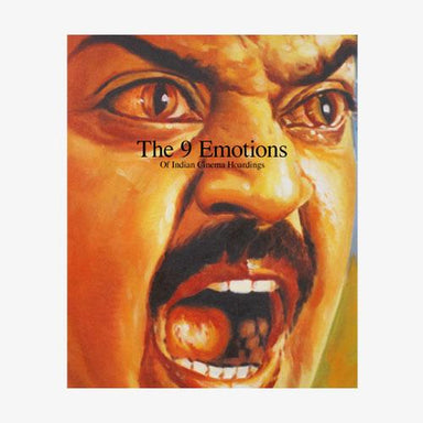The Nine Emotions Of Cinema Hoardings - Books - Tan Yang International - Naiise