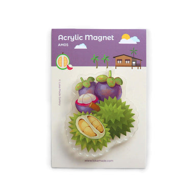 The Perfect Fruit Duo Magnets AM05 - Local Magnets - Loka Made - Naiise