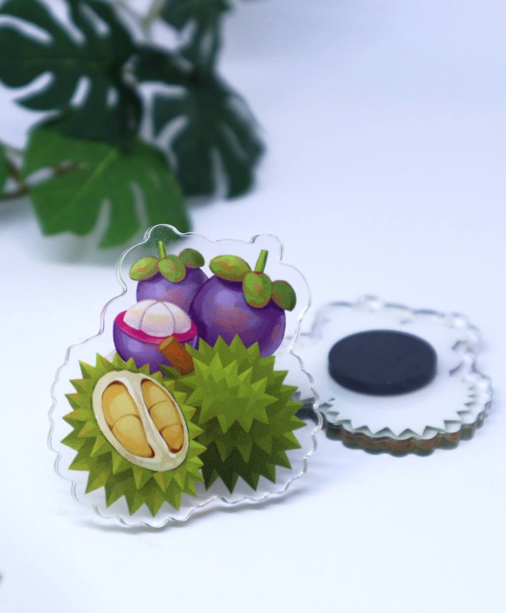 The Perfect Fruit Duo Magnets AM05 Local Magnets Loka Made