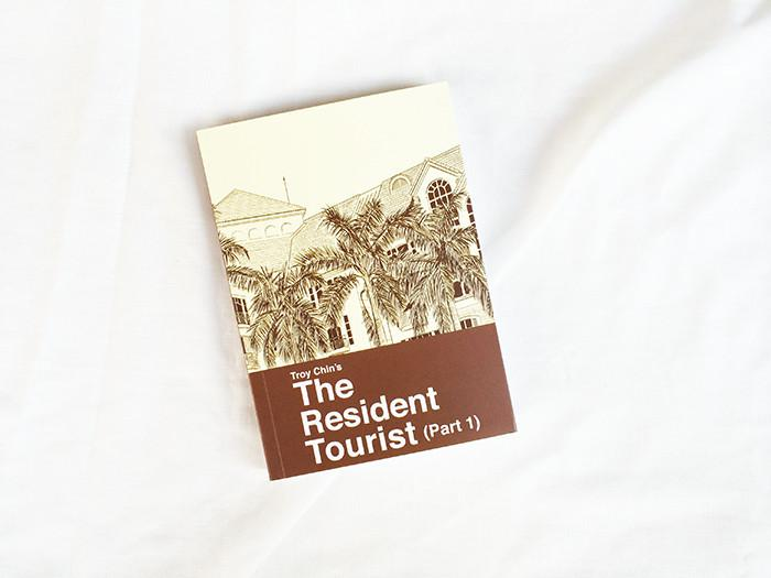The Resident Tourist - Part 1 Fiction Books Math Paper Press