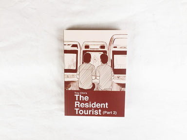 The Resident Tourist - Part 2 Fiction Books Math Paper Press