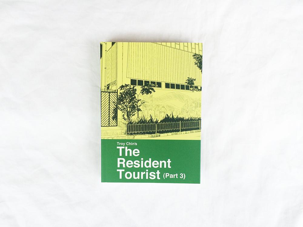 The Resident Tourist - Part 3 Fiction Books Math Paper Press