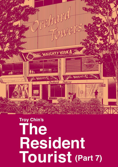 The Resident Tourist Part 7 Fiction Books Math Paper Press