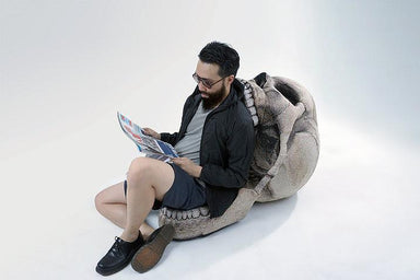 The Skull Chair Bean Bags Chic Sin Design