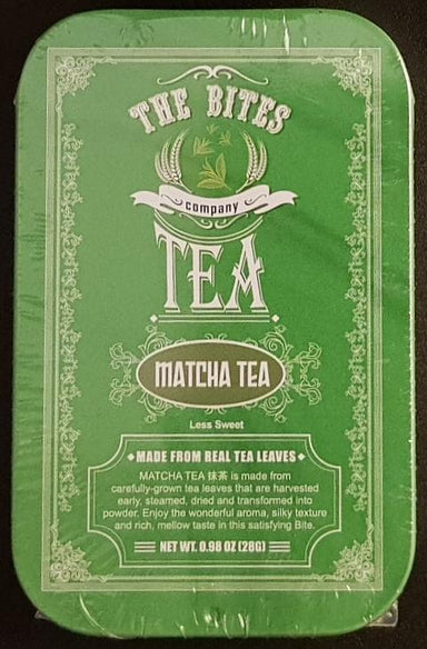 The Tea Bites - Matcha - Sweets - The Bites Company - Naiise