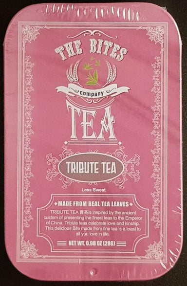 The Tea Bites - Tribute - Sweets - The Bites Company - Naiise
