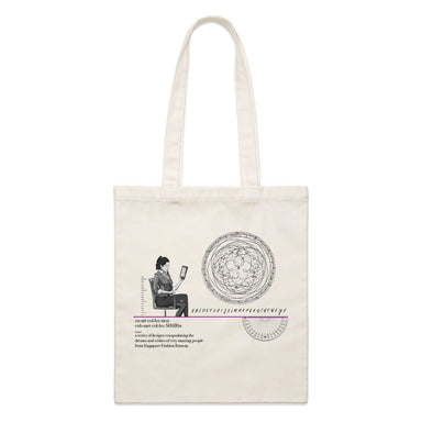 The Teacher Tote Bag - Tote Bags - The Co-Art Collection - Naiise