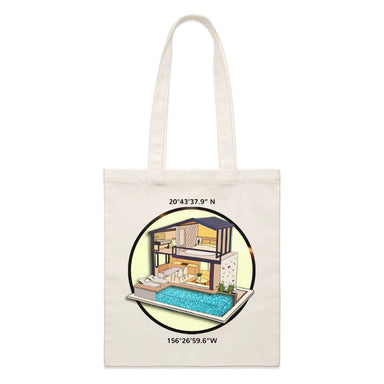 The Vacation Tote Bag - Tote Bags - The Co-Art Collection - Naiise