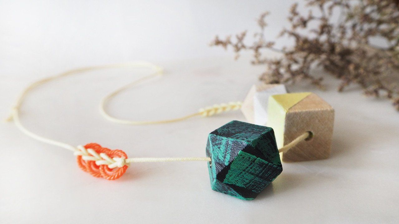 THE WONDERLAND SERIES - BLITHE - Necklaces - UNIT515 - Naiise