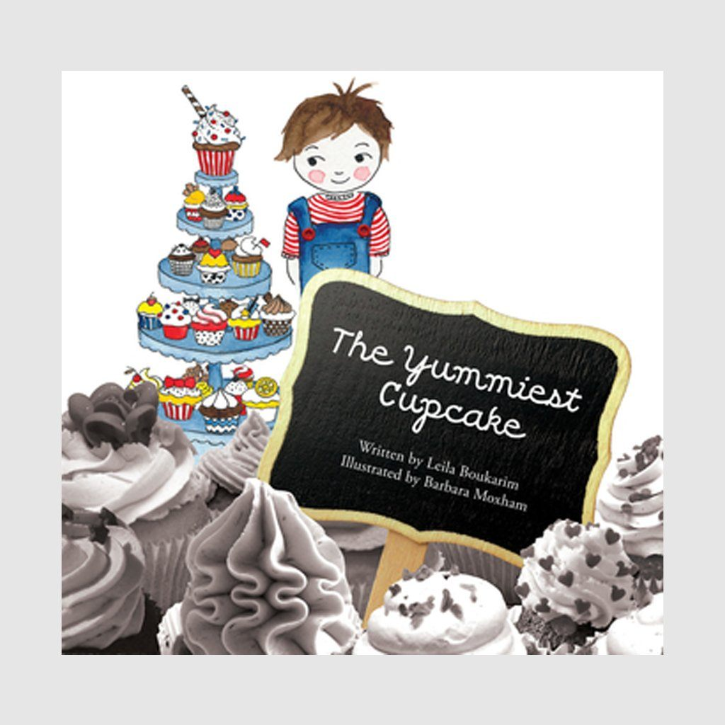 The Yummiest Cupcake Fiction Books Marshall Cavendish
