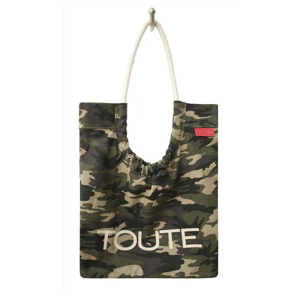 TOUTE Tote Bag (Limited Edition Camo) Tote Bags TOUTE by maisonette 1977