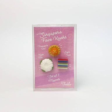 SG Fave Kuehs Magnets - Set A - Local Magnets - Tinkle Arts - Naiise