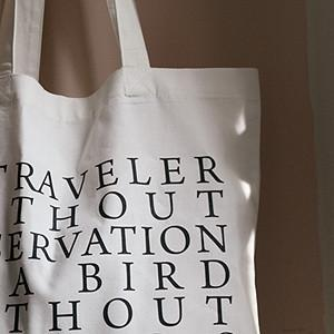 Traveller Tote Bag - Tote Bags - B-Diff - Naiise