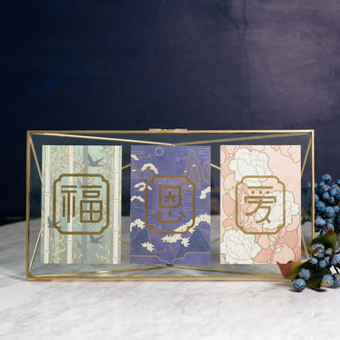 TRINITY 福恩爱 with Brass Frame Home Decor SCENE SHANG Default Title