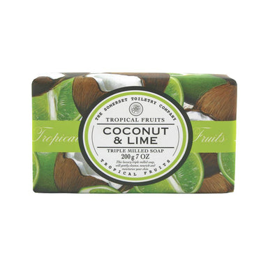 Tropical Fruit Soap Coconut and Lime Soaps Tropical Fruit