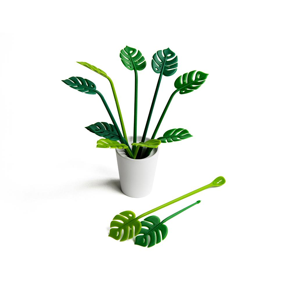 Tropical Party Stirrer and Pick Set Partyware Qualy