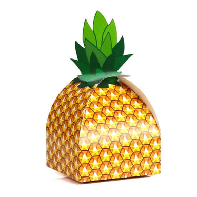 Tropical Pineapple Box - Teas - Petale Tea - Naiise