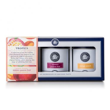 Tropics Tea Gift Set Teas The 1872 Clipper Tea Co.