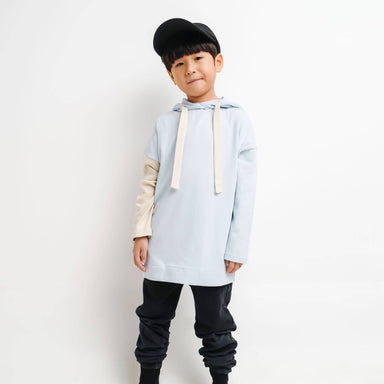 Two-Tone Hoodie - Kids Clothing - twopluso - Naiise