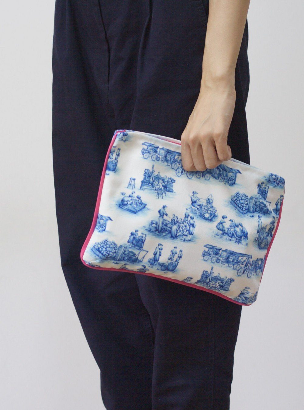 TWWW Trades Pouch - Local Pouches - The Way We Were - Naiise