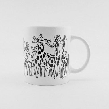 U-Mug - Giraffes Mugs The Animal Project