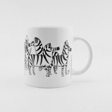 U-Mug - Zebras Mugs The Animal Project