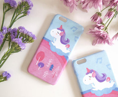 Unicorn Phone Case iPhone 7 - Phone Cases - Emaley - Naiise