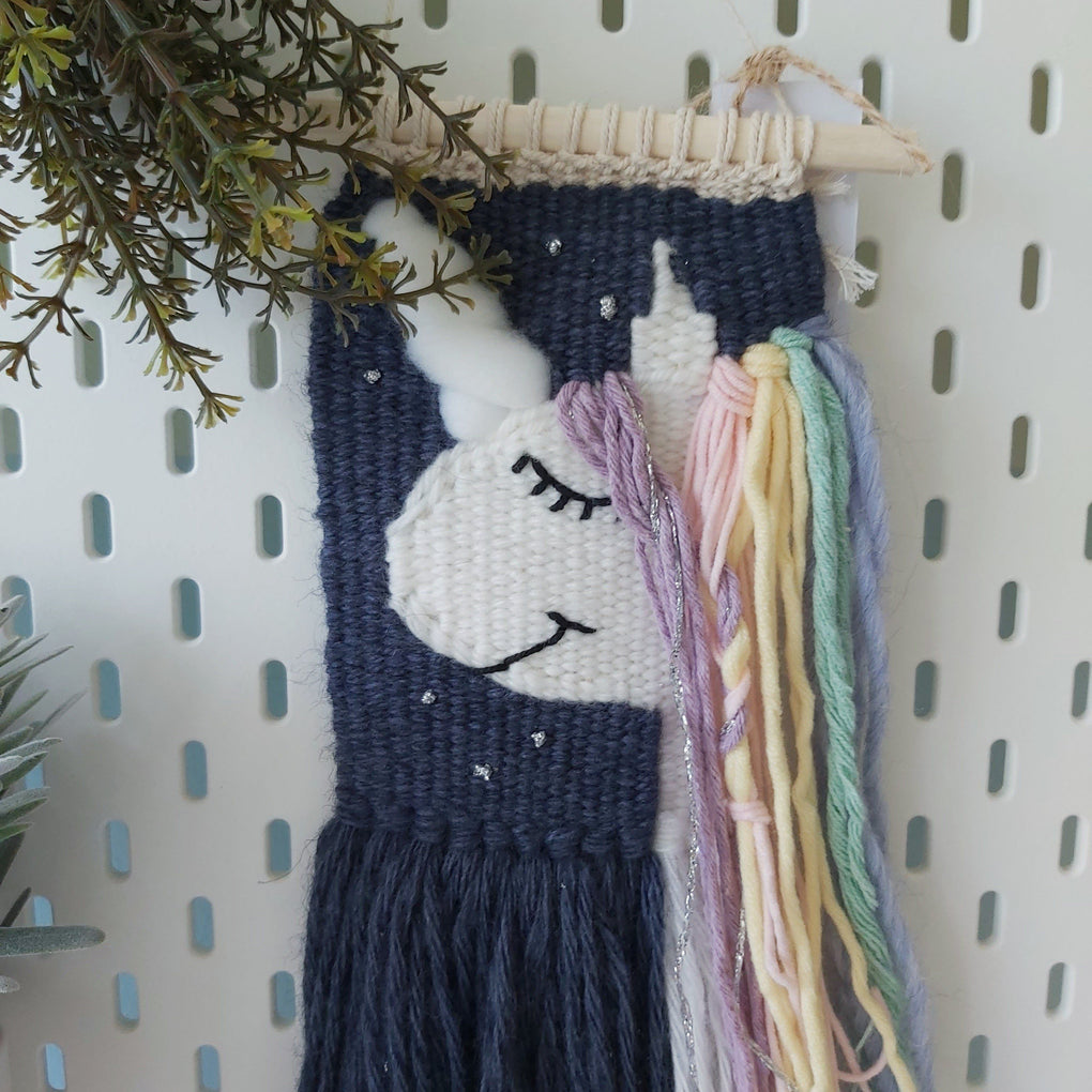 Unicorn Tapestry Hey Over The Rainbow