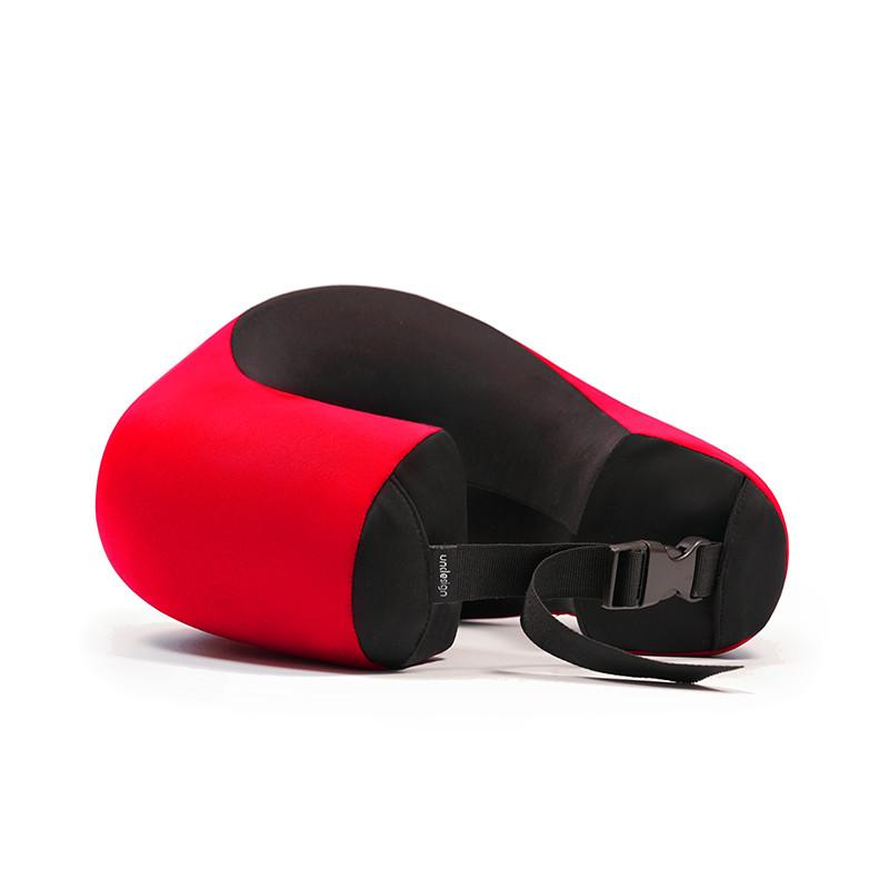 Uno Travel Pillow-Red - Travel Pillows - Unclesign - Naiise
