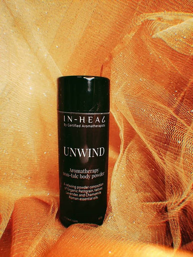 Unwind-Aromatheraphy Powder - Grooming Essentials - IN-HEAL - Naiise