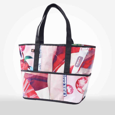 Upcycled Billboard Tote Bag - Tote Bags - Java Eco Project - Naiise