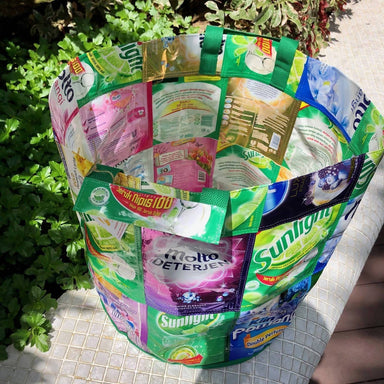 Upcycled Laundry Bin Laundry Baskets The Java Eco Project Big