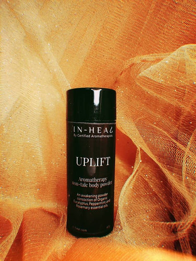 Uplift-Aromatheraphy Powder - Grooming Essentials - IN-HEAL - Naiise