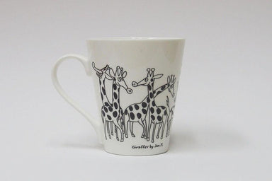 V-Mug - Giraffes Mugs The Animal Project