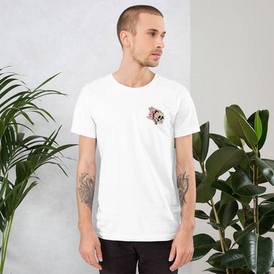 Dirty Old Hag White Tee - T-shirts - Chaps V8.2 - Naiise