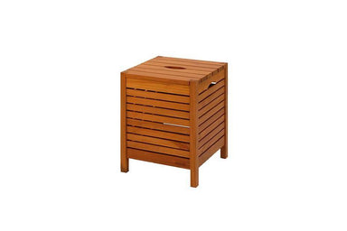 LADA Storage Box - Storage Table - Scanteak - Naiise