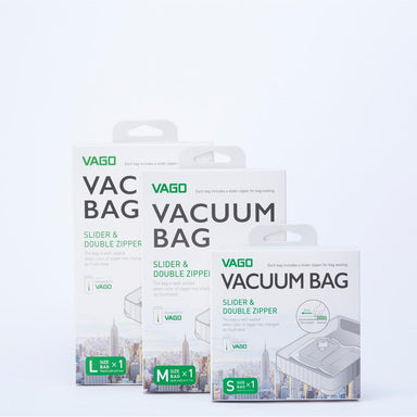 VAGO VACUUM BAG - Travel Accessories - VAGO - Naiise
